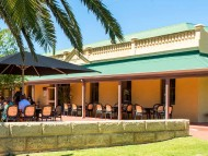 Bring the Kids to the Dongara Hotel Beer Garden