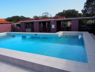 Dongara Hotel Motel Swimming Pool